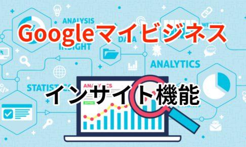 Googleマイビジネスインサイト