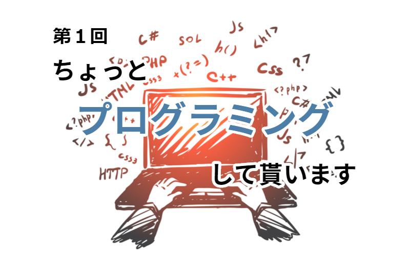 プログラミング 講座