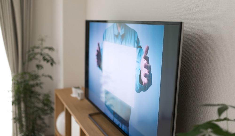 テレビを外付けディスプレイとして使う
